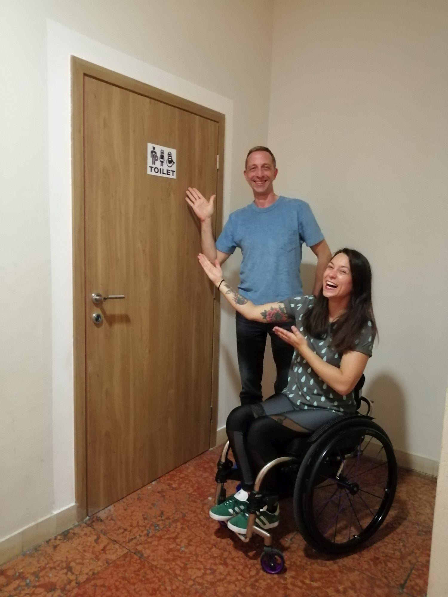 Plesne predstave osoba s invaliditetom kroz tri festivalske večeri
