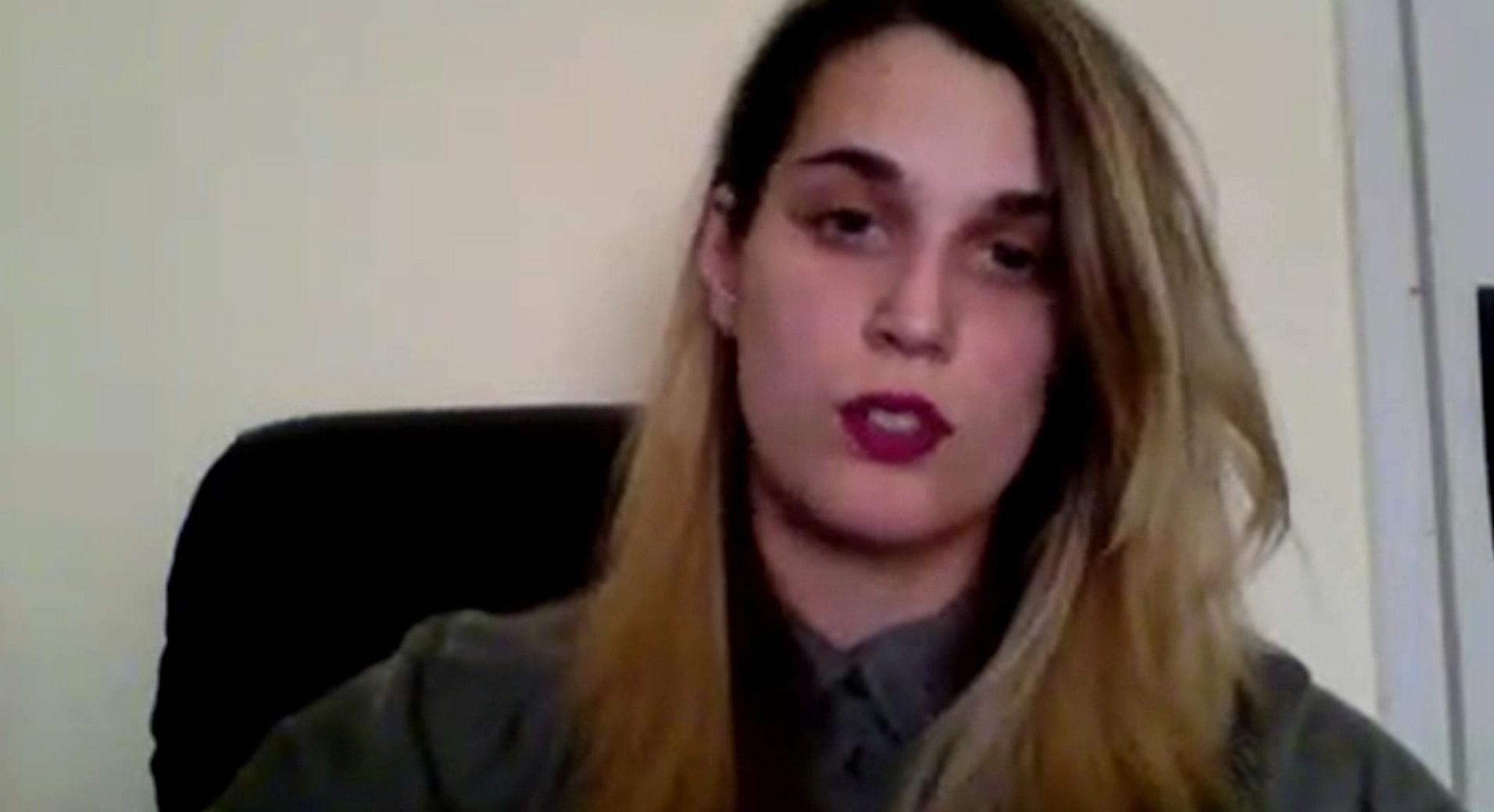 Ana Ajduković iz Udruge Lori