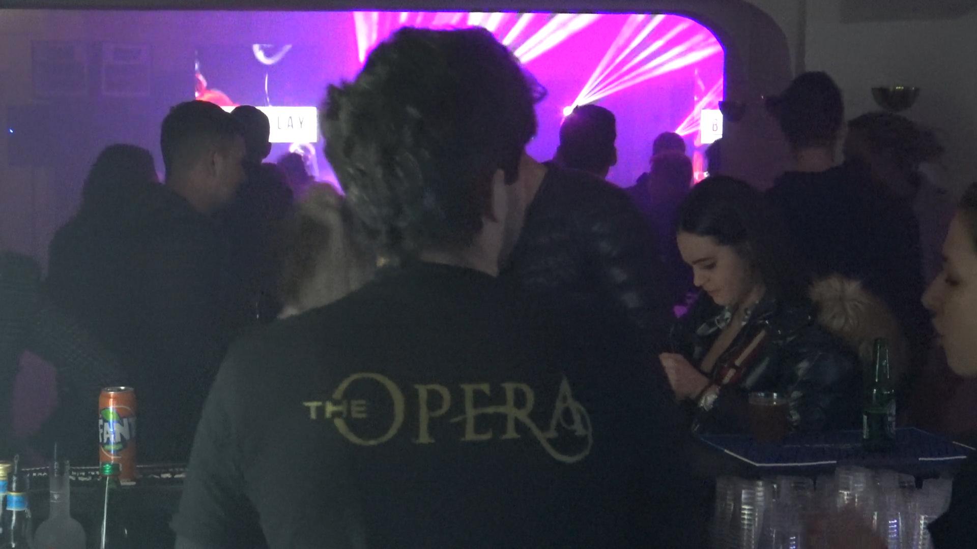 Opera Reopening
