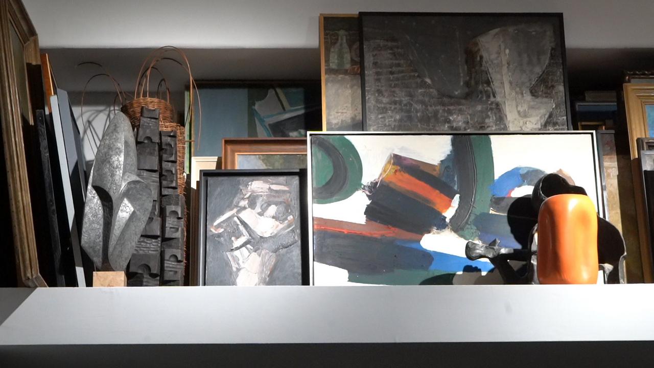 Otvorena izložba Davida Maljkovića