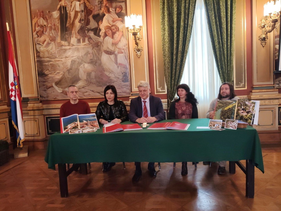 Predstavljena kulturno turistička ruta Putovima Frankopana / Foto: press