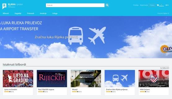 Rijeka Marketplace Web