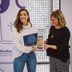U ponedjeljak, 21. siječnja 2019. u prostoru caffe bara Akvarij na studentskom Kampusu, održala se dodjela nagrada pobjednicima treće edicije sveučilišnog case study natjecanja Realizator 2018. u organizaciji Zaklade Sveučilišta u Rijeci.