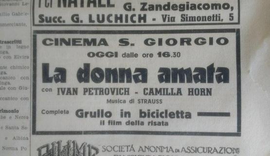 Počinje nova sezona u Art-kinu Croatia i to je dobra vijest. Poticajna je na različite načine. Mene, primjerice, potiče da se upitam – što je bilo prije Art-kina Croatia? Mislim, u njegovu prostoru? Odgovor je također dobar – tamo je bilo isto ono što i danas, dvorana kojom su carevale pokretne slike.