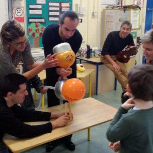 Prezentacija radionice u osnovnoj skoli Galway (2)