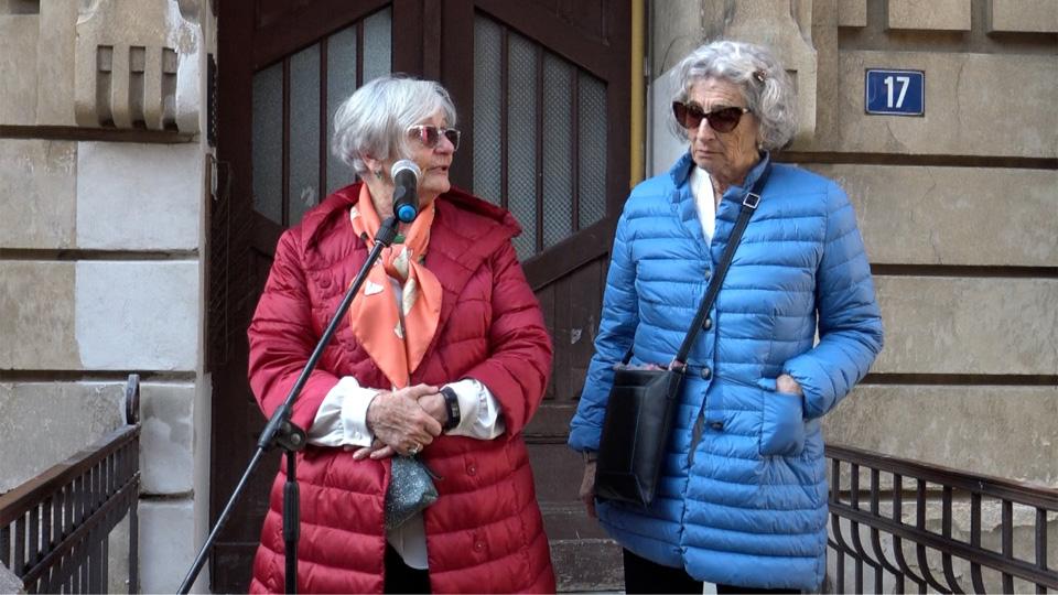 Sestre Andra i Tatiana Bucci