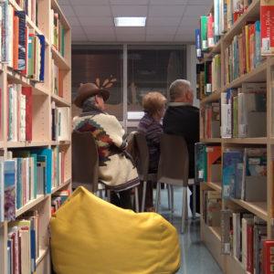 Knjižnica na Trsatu