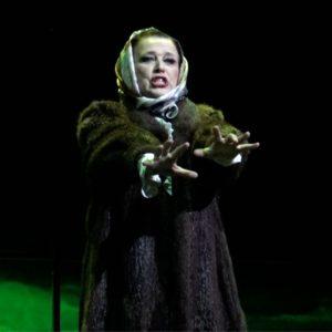 Generalna proba opere Tristan i Izolda