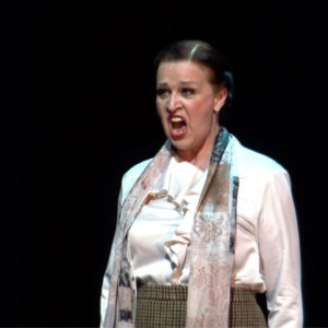 Generalna proba Wagnerove opere