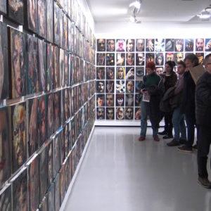 Izložba Maura Stipanova u Galeriji Kortil