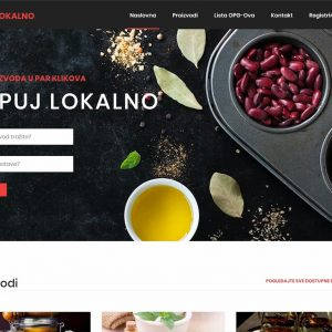 KupujLokalno portal Matije Lukanića
