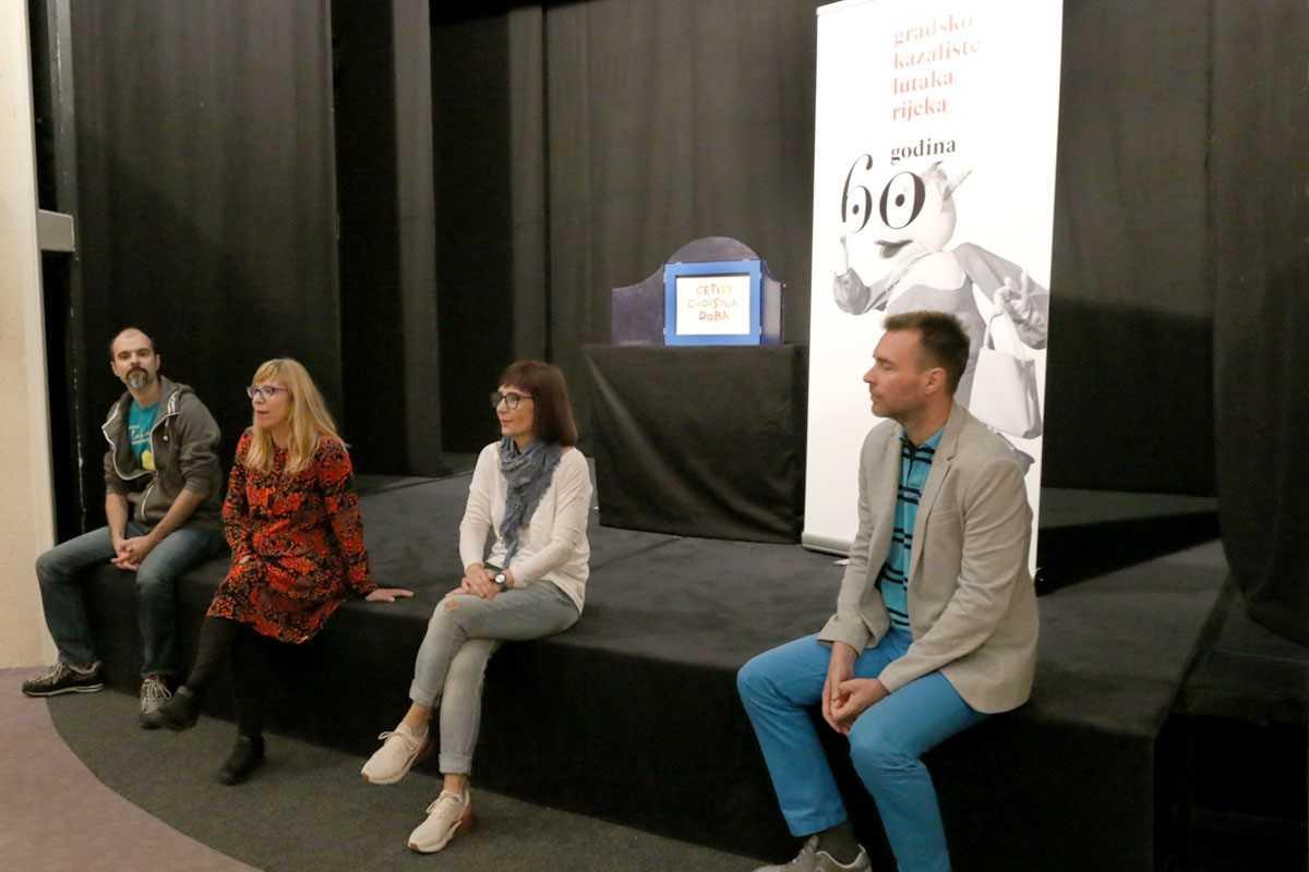 Gradsko kazalište lutaka Rijeka vraća se s predstavama