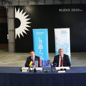 Denis Vukorepa, oleg Butković, Vojko Obernsel i Ivan Šarar