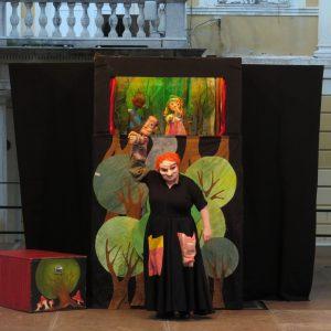 Predstava o Ivici i Marici na Trgu Riječke rezolucije