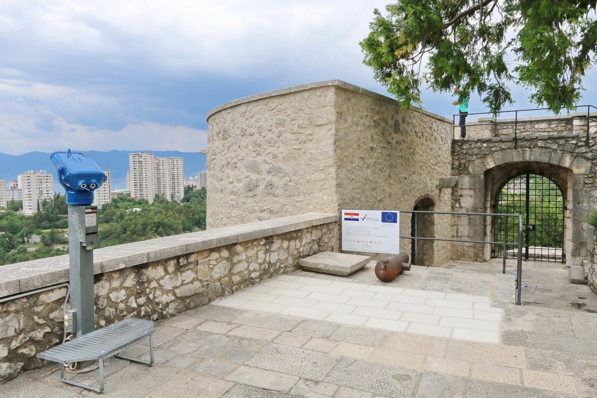 U jugozapadnoj kuli bit će uskoro otvoren Interpretacijski centar Primorsko-goranske županije