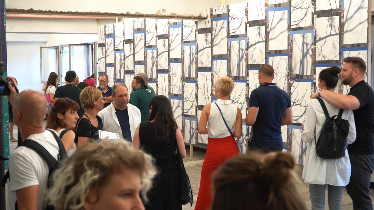 Otvorena izložba Igora Eškinje u DeltaLabu