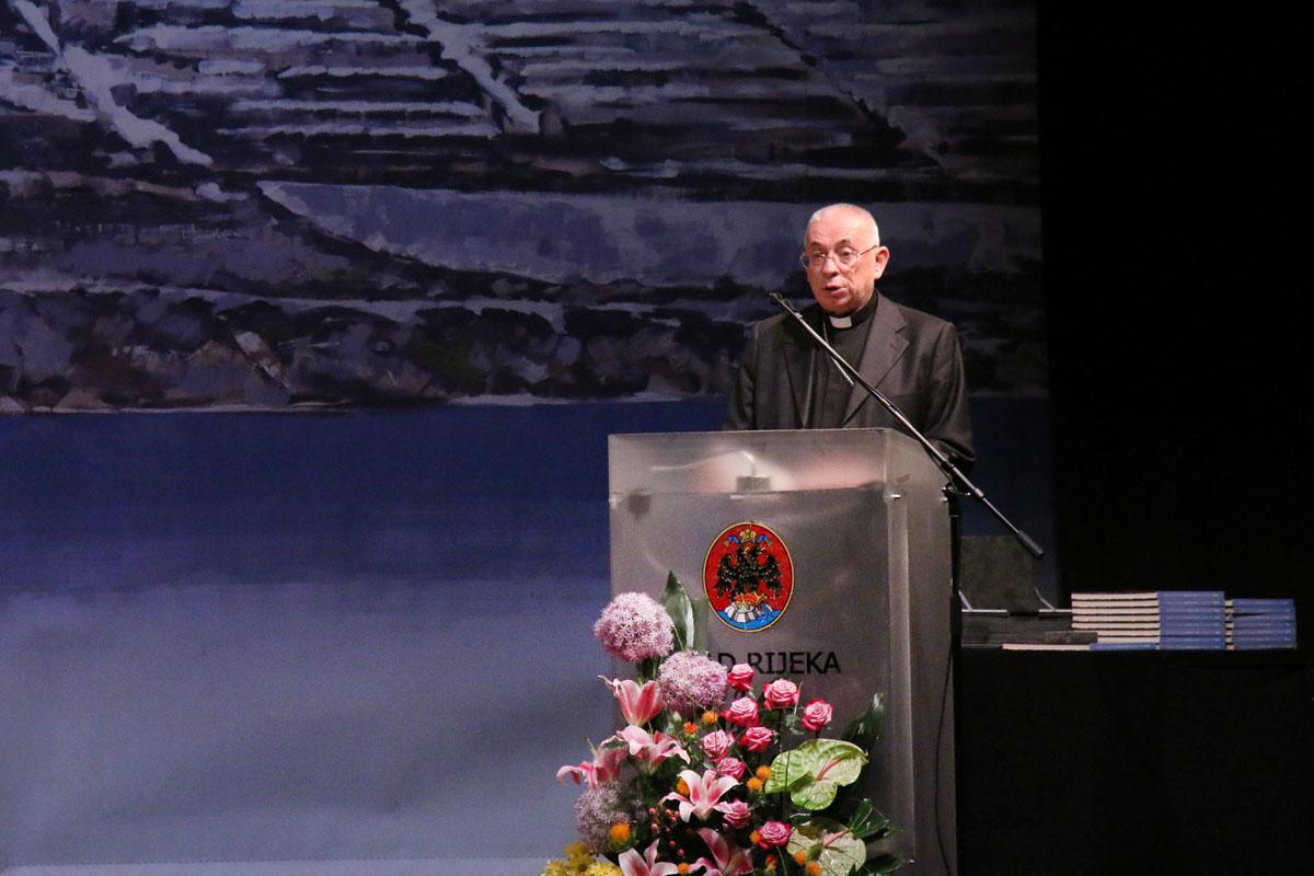 Riječki nadbiskup msgr. Ivan Devčić