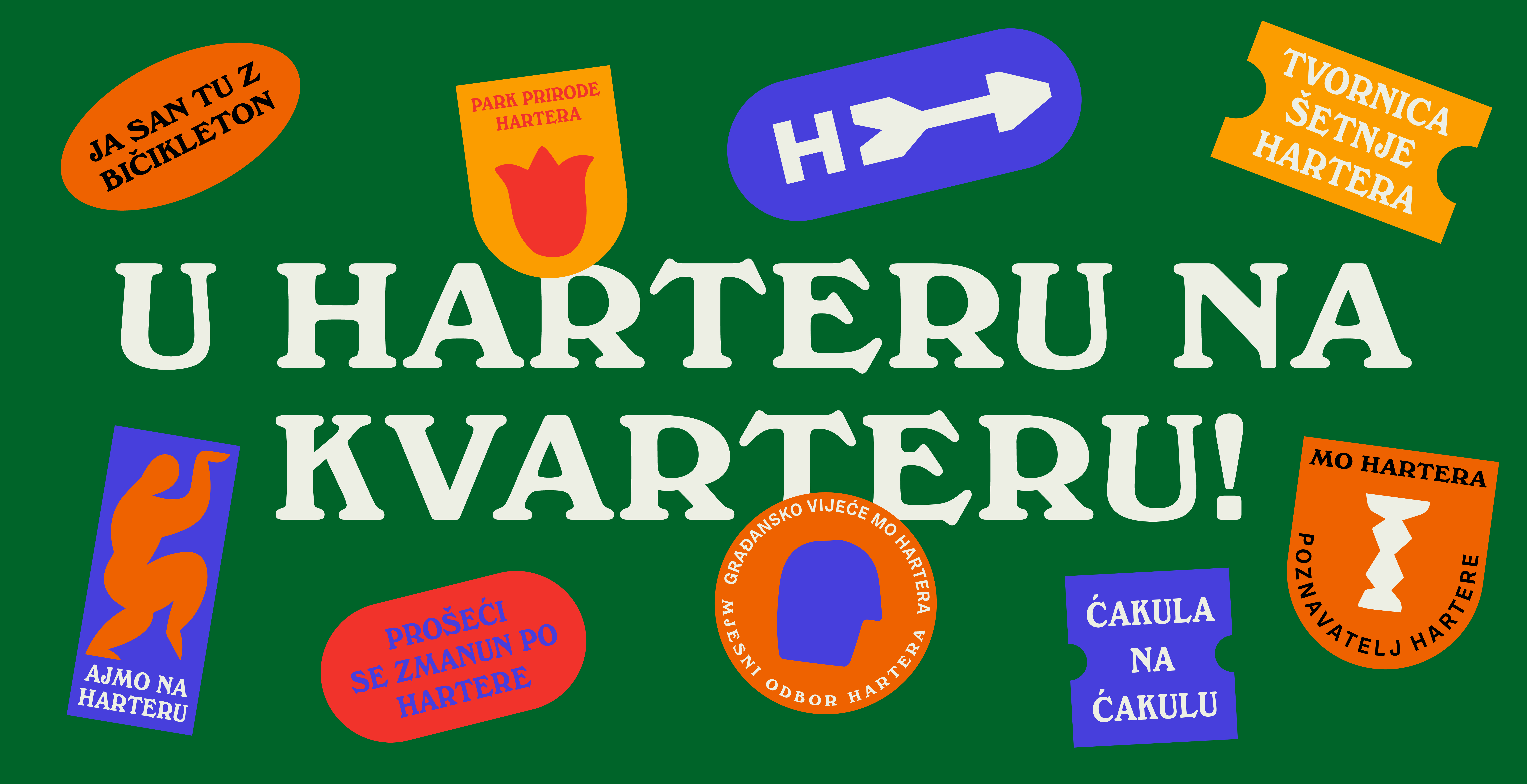 U Harteru na Kvarteru event cover