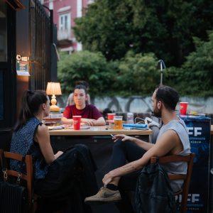 Drugi dan RIFF Foto Vladimir Mudrovčić
