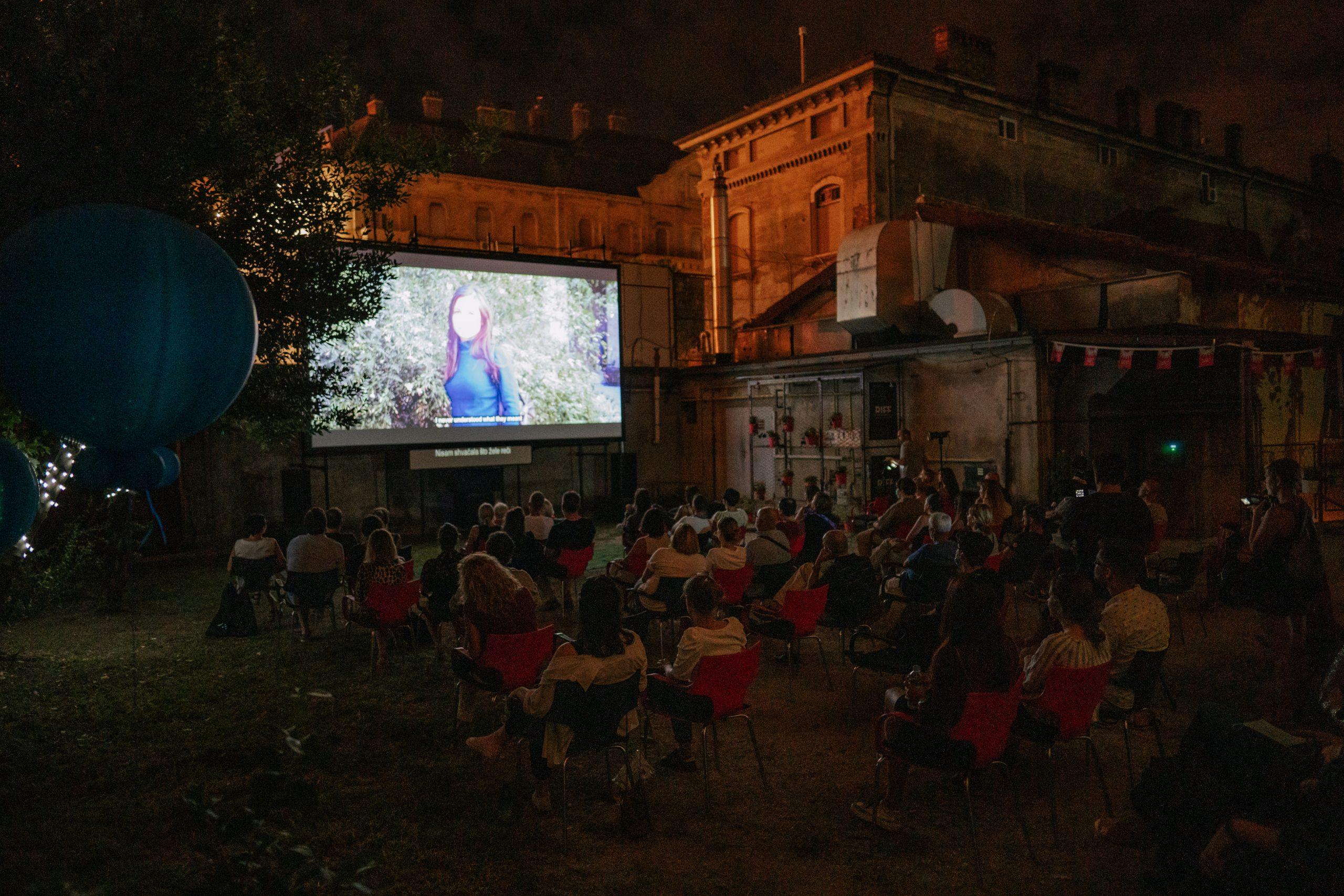 Otvoren Riječki filmski forum Foto Vladimir Mudrovčić