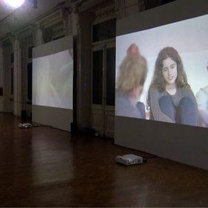 Otvoren videoinstalacija Shema stvari (1)