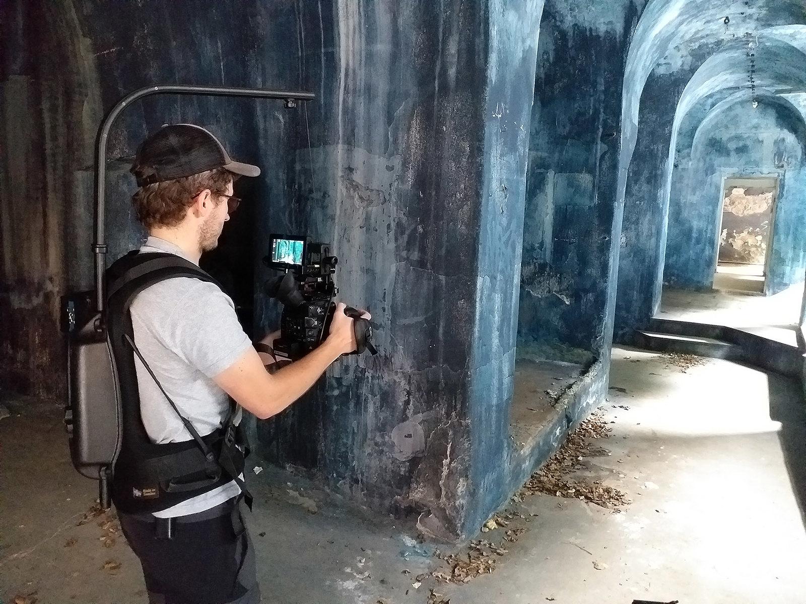 Shema stvari snimala se i u prostorima Hartere