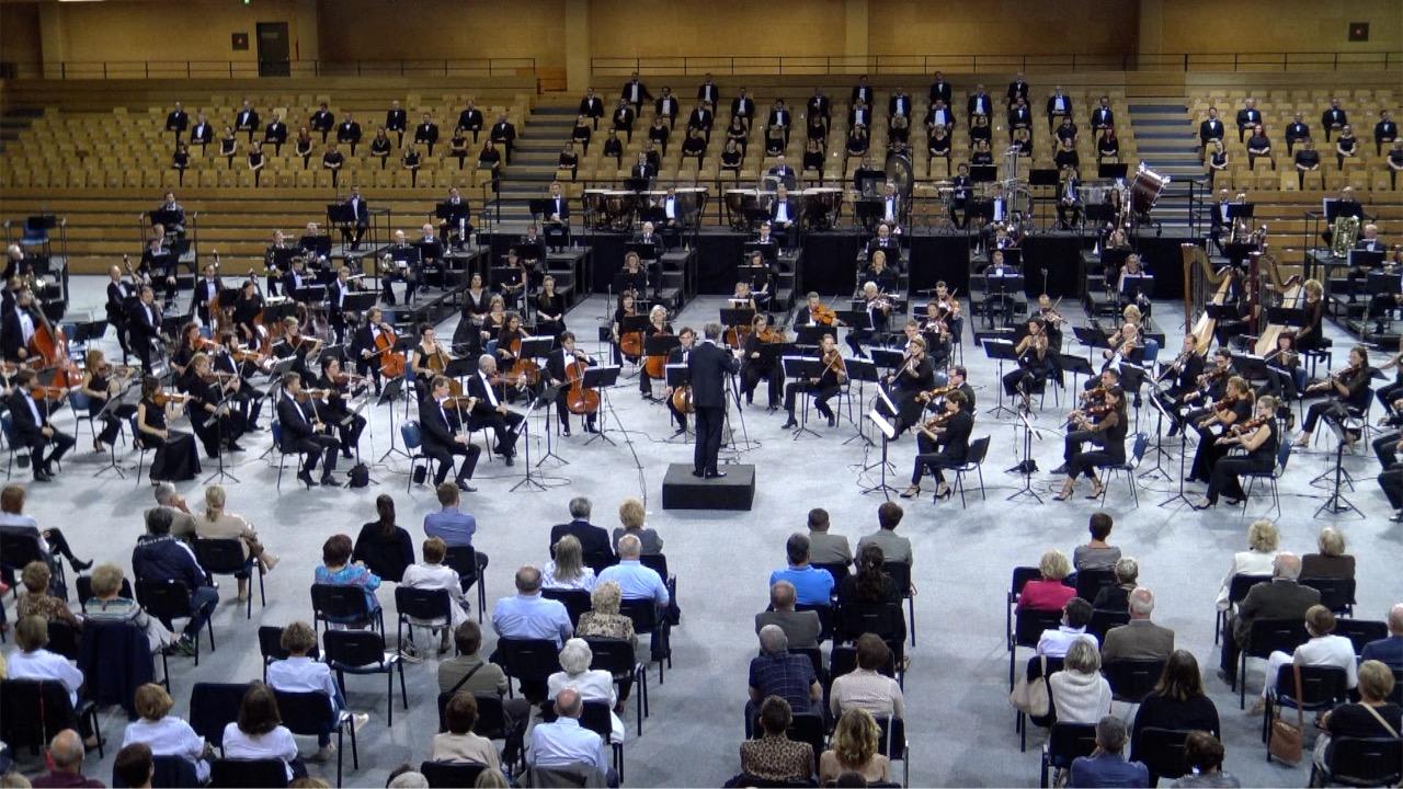 Druga simfonija Gustava Mahlera izvedena u Centru Zamet (2)