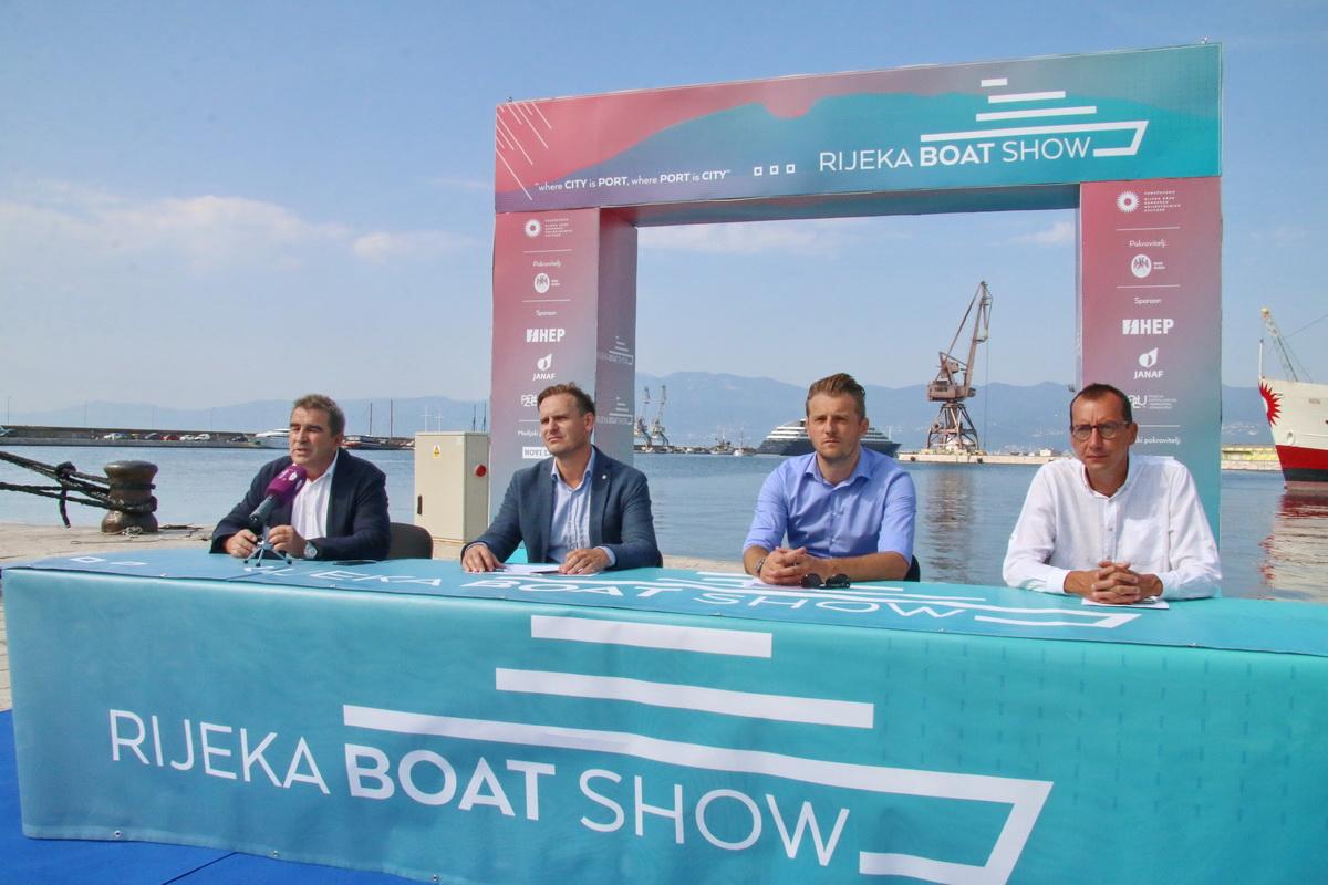 Rajko Jurman, Ivan Črnjarić, Vedran Babić i Marko Filipović