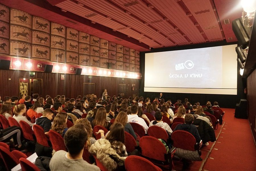 Školu u kinu u 2019. godini pohađalo 15.000 mladih gledatelja