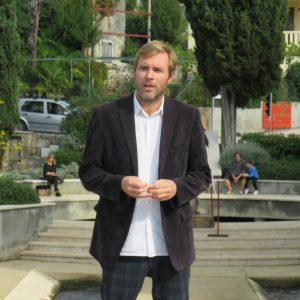 Ivan Šarar na Danu susjedstva Malinska