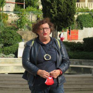 Emina Višnić na Danu susjedstva Malinska