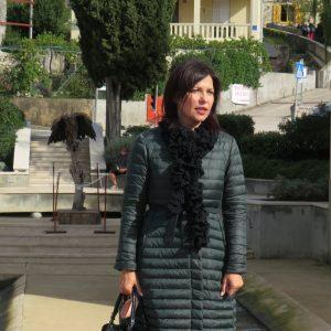Sonja Šišić na Danu sjusjedstva Malinska