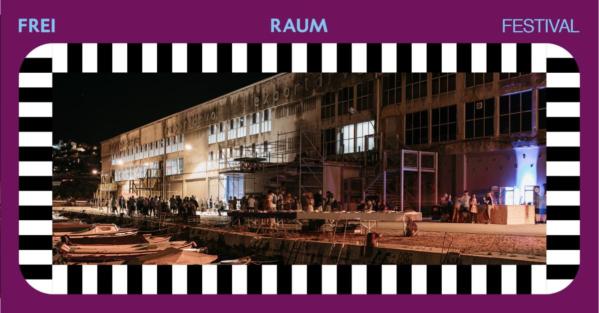 Freiraum Festival Rijeka, Prostor slobode - kriza i solidarnost