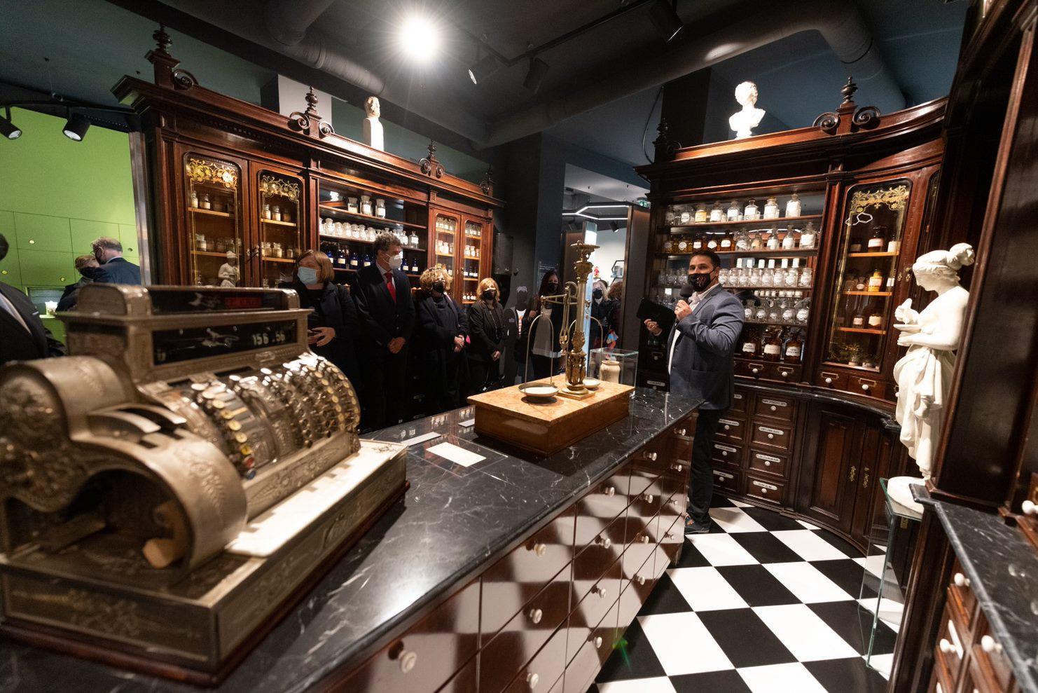 Muzej farmacije u Užarskoj ulici