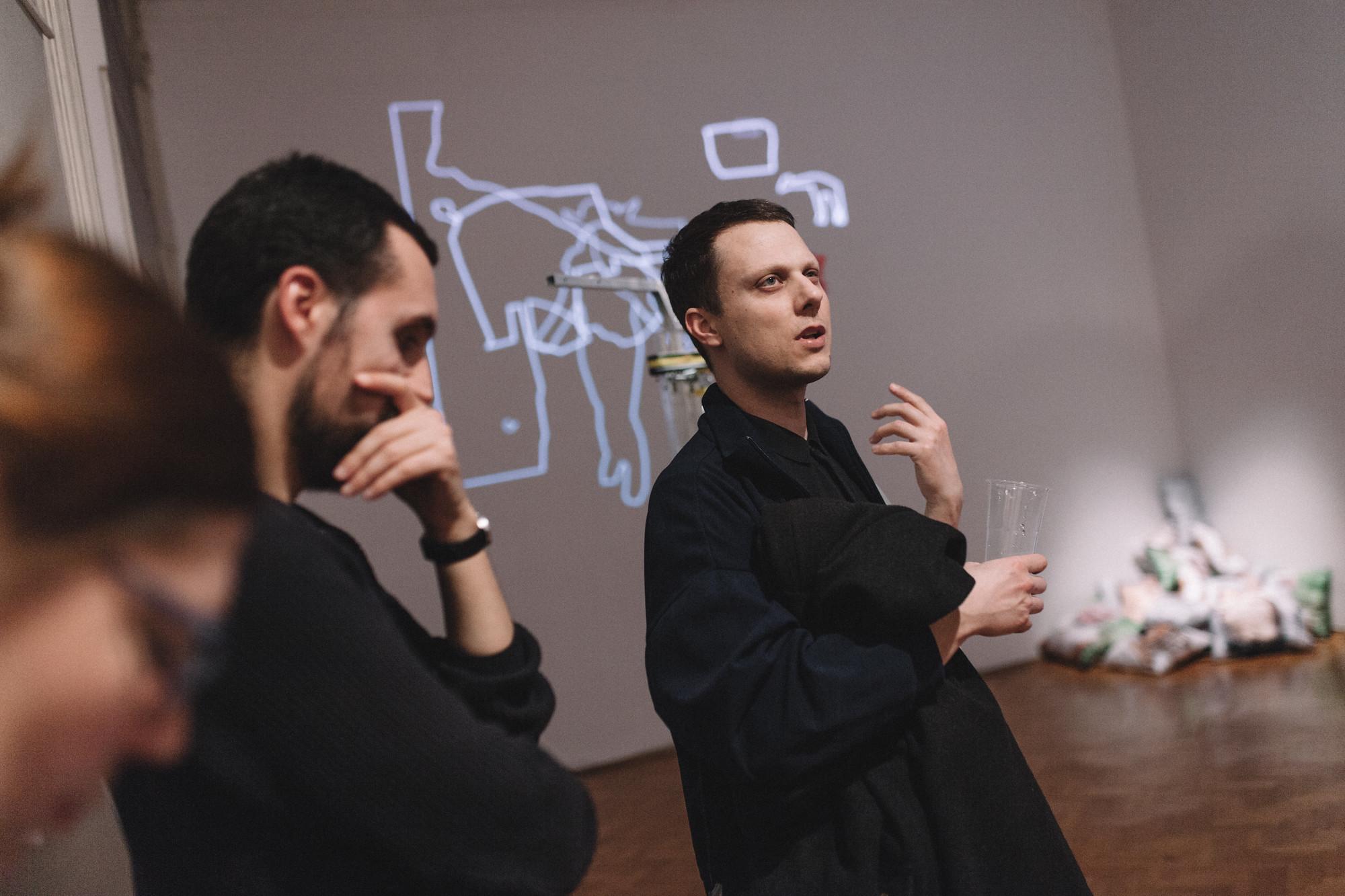 Lorusso i Schmieg u Filodrammatici 2019. godine / Foto: Tanja Kanazir