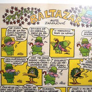 Arhivska građa o animiranom geniju Profesoru Balthazaru