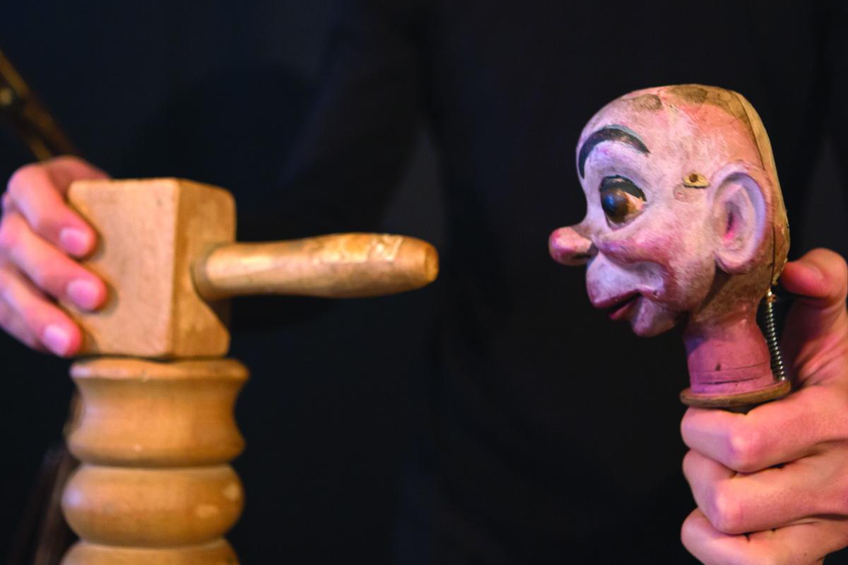 Pinocchio Lutkovnog gledališča Maribor
