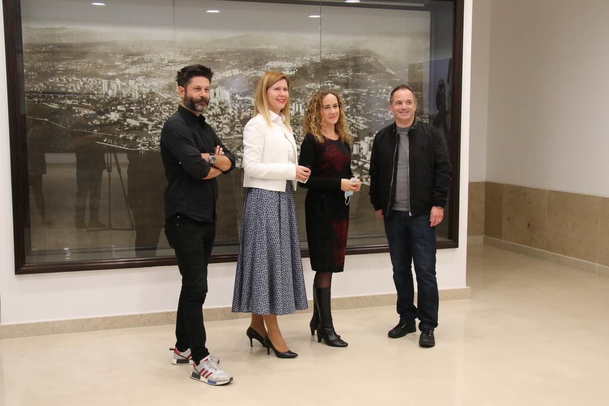 Sean Poropat, Mladen Gvozden, Veronika Uravić Čolak i Staša Brozina