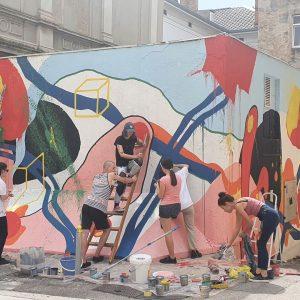Street Art radionica