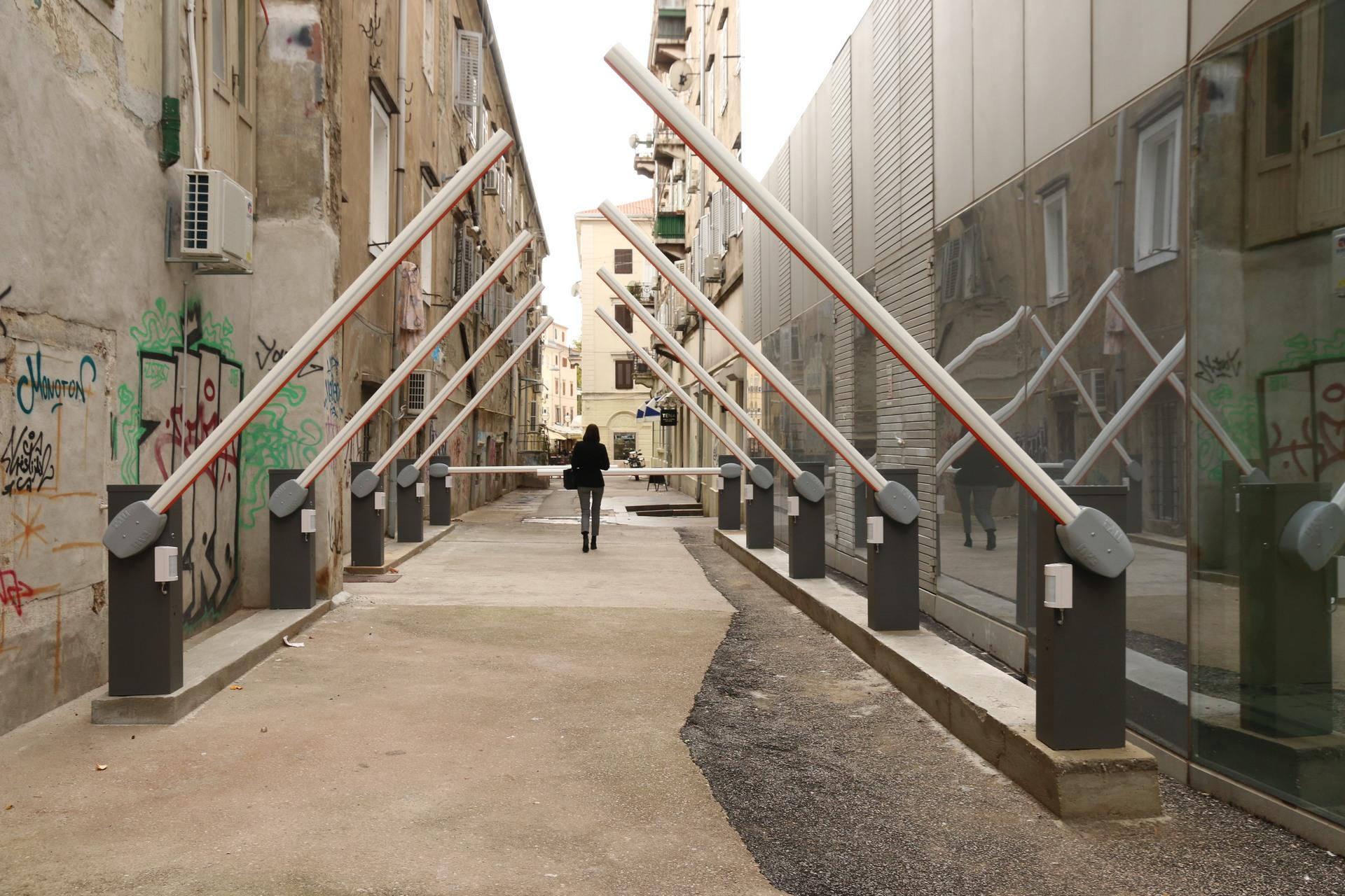 Umjetnička instalacija Giovannija Morbinija