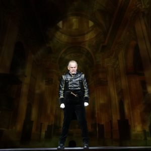 Giorgio Surian kao Scarpia u Tosci Foto Dražen Šokčević