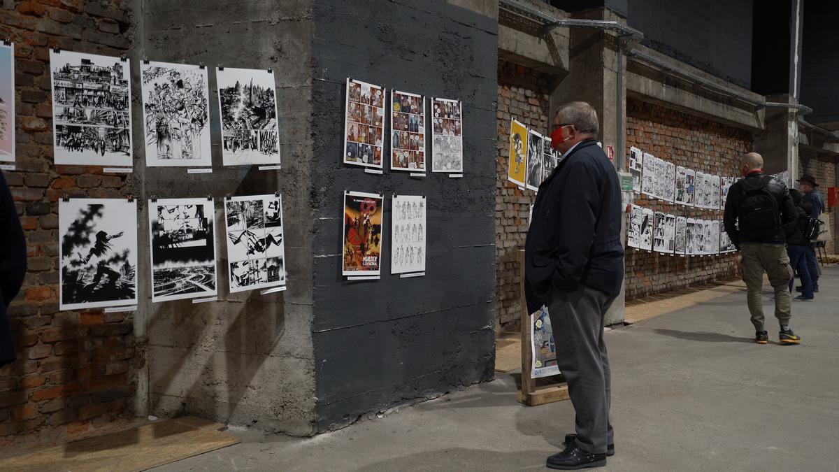 Prva kvarnerska kolonija stripa i ilustracije otvorena u Exportu