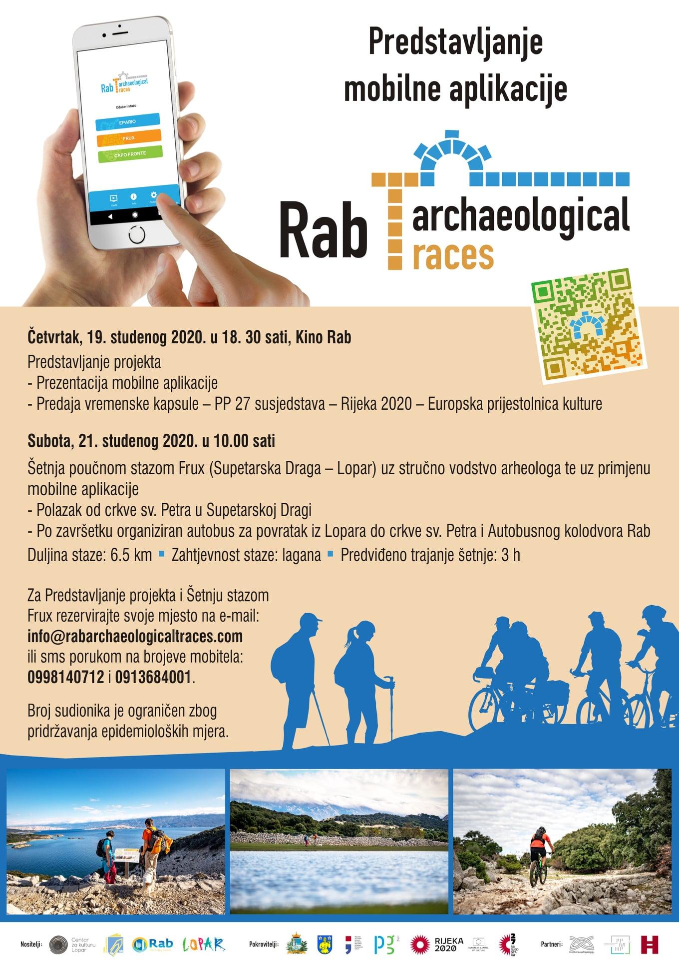 Rab Archeological Traces vizual