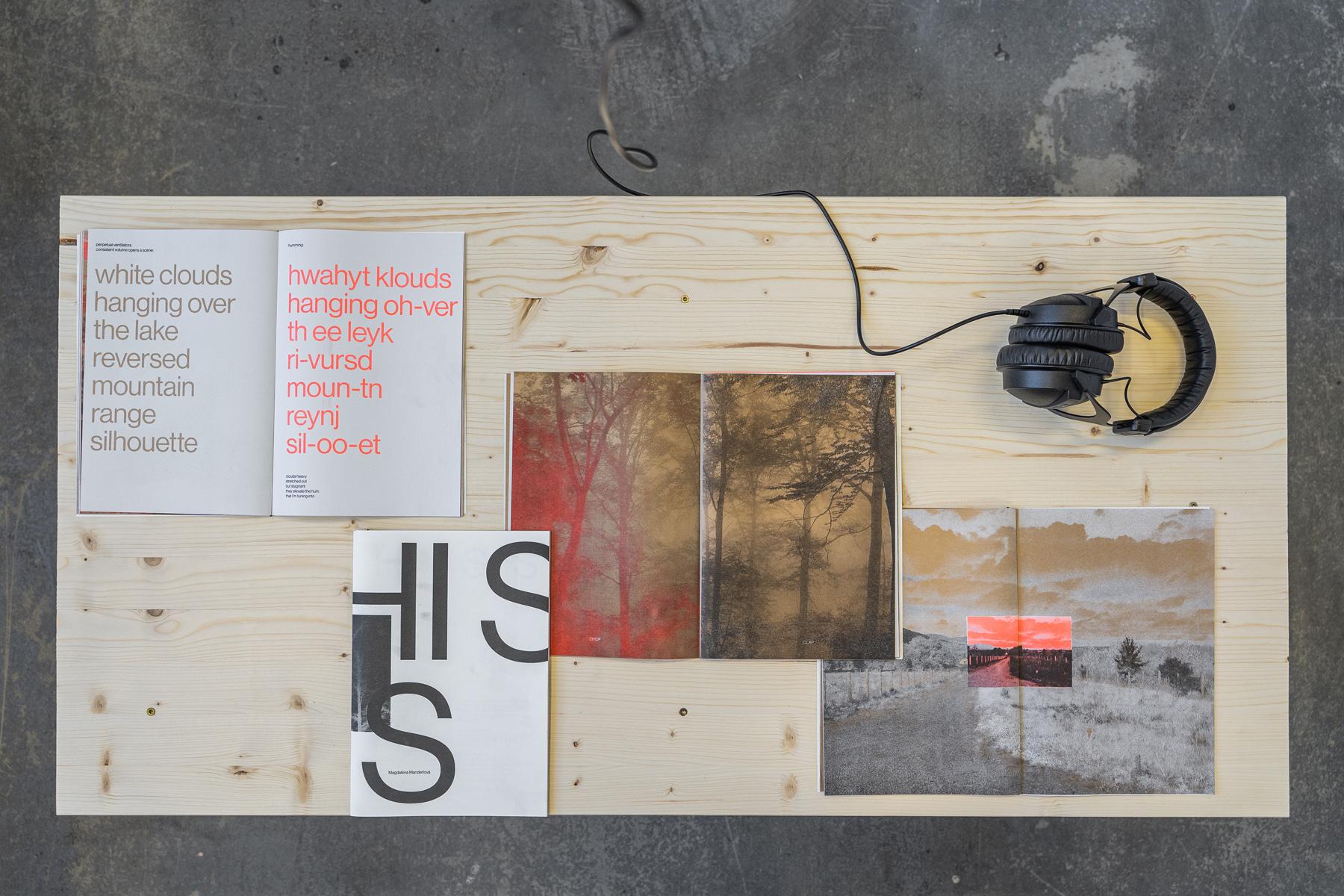 Sound box (Hiss,Magdalena Maderlova)