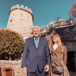 Zlatko Komadina i Mia Negovetić
