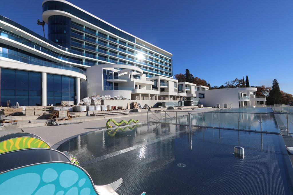 Hilton Rijeka Costabella Beach Resort & Spa na korak do otvaranja