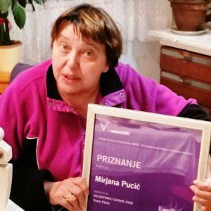 Mirjana Pucić - Franjevački svjetovni red Mjesno bratstvo Trsat