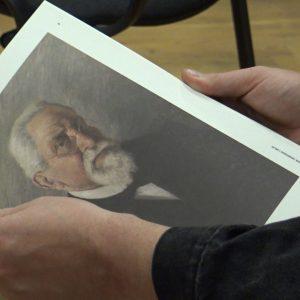 Carlo Nathan Morpurgo, legat potpornog židovskog udruženja Delasem, pomagao je članovima Židovskih zajednica u Rijeci