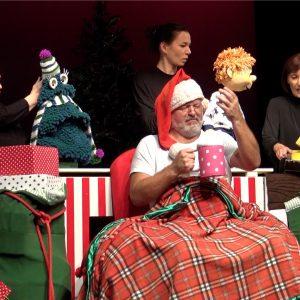 Predstava Moj prijatelj Mraz praizvedena u GKL-u Rijeka
