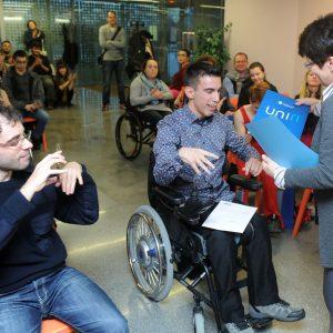 Edukacija s osoba s invaliditetom